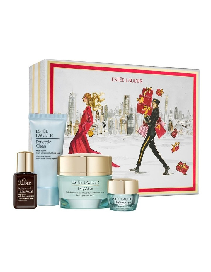 Protect + Hydrate Skincare Collection Gift Set (Valued At Over $140) image 1
