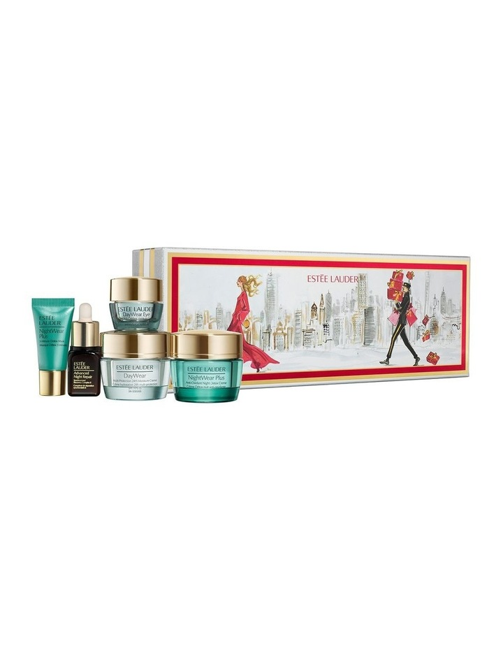 Stay Young. Start Now. Daily Skin Defenders Gift Set (Valued At Over $95) image 1