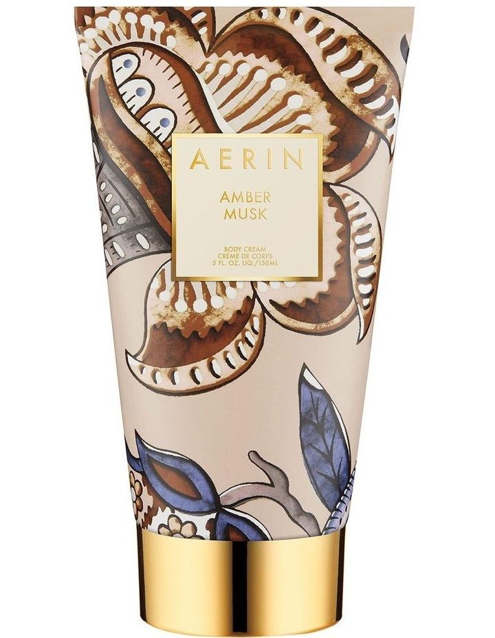 Amber Musk Body Cream 150ml image 1