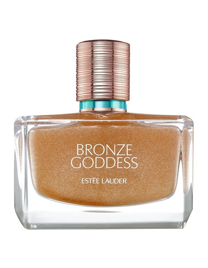 Bronze Goddess Shimmering Oil Spray for Hair & Body image 1