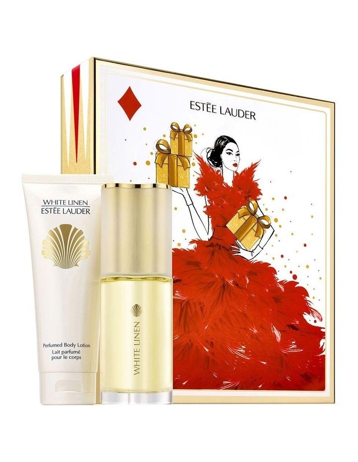 White Linen Classics Gift Set image 1