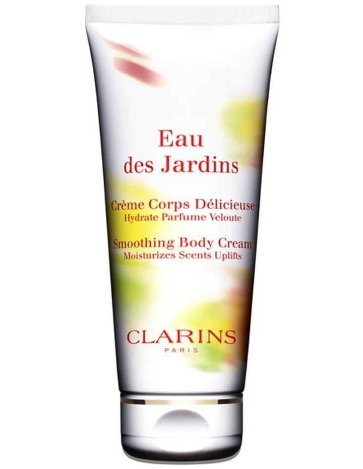 Eau des Jardins Smoothing Body Cream 200ml image 1