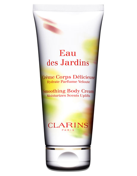 Eau des Jardins Smoothing Body Cream image 1