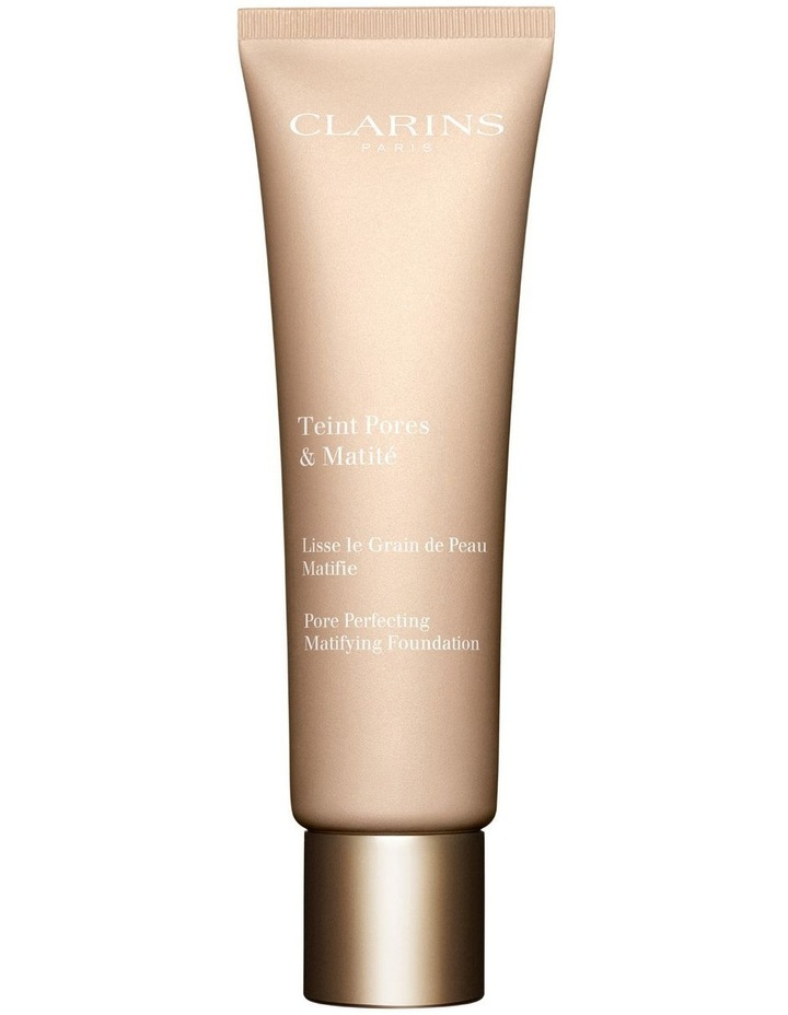 Clarins Pore Perfecting Matifying Foundation image 1