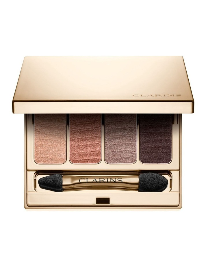 4-Colour Eyeshadow Palette - Nude image 1