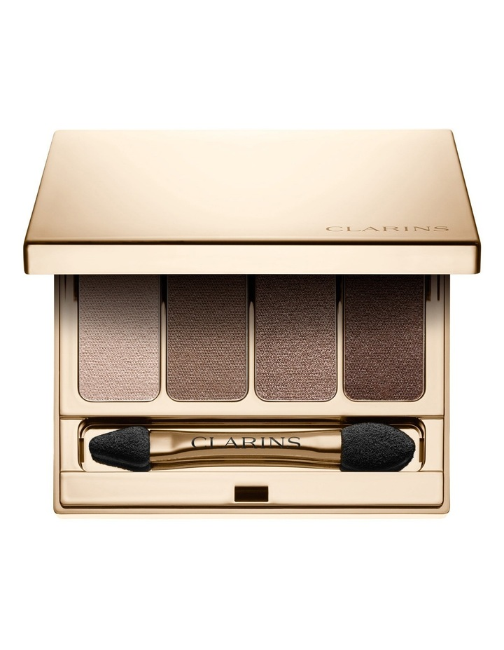 4-Colour Eyeshadow Palette - Brown image 1
