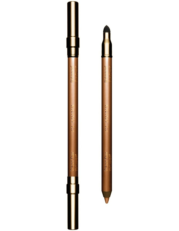 Clarins Waterproof Eye Pencil No.06 Gold 1.2g image 1