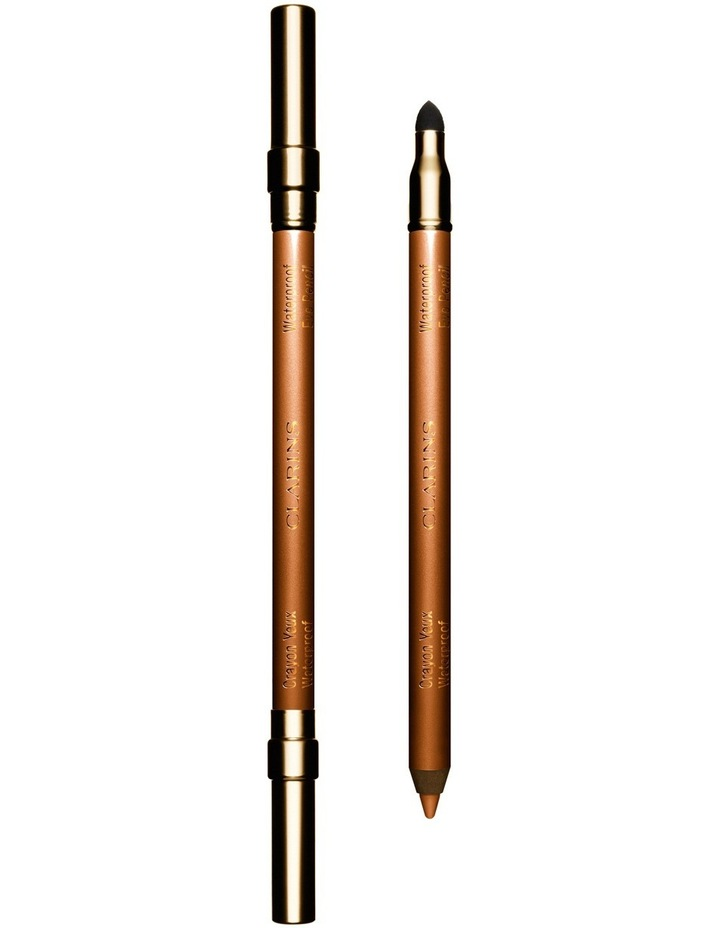 Clarins Waterproof Eye Pencil No.06 Gold 1.2g image 2