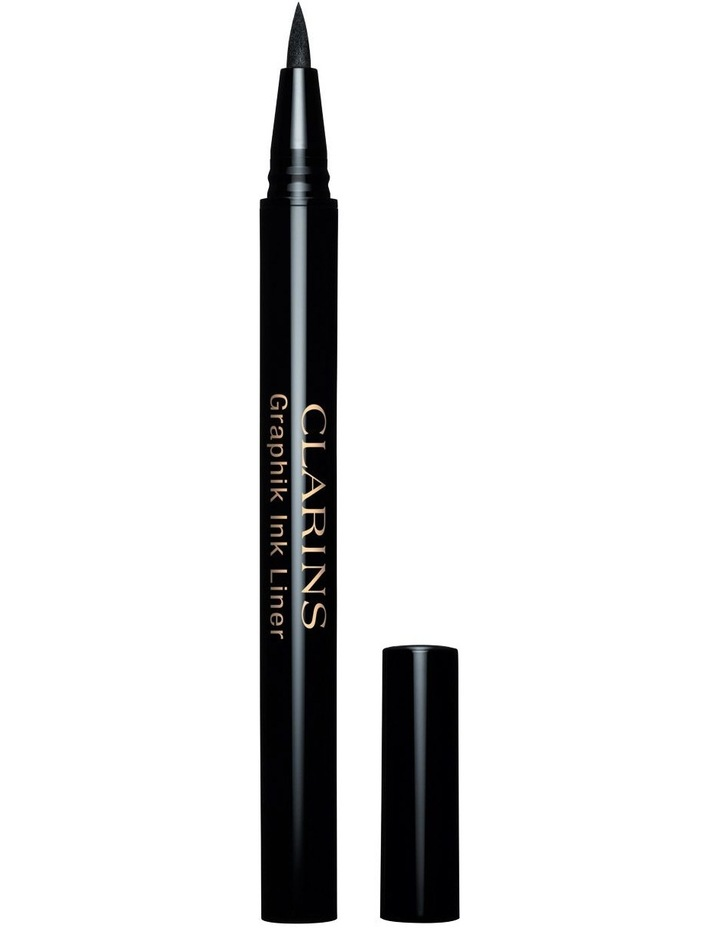 Graphik Ink Liner 0.4ml - No.01 Intense Black image 1