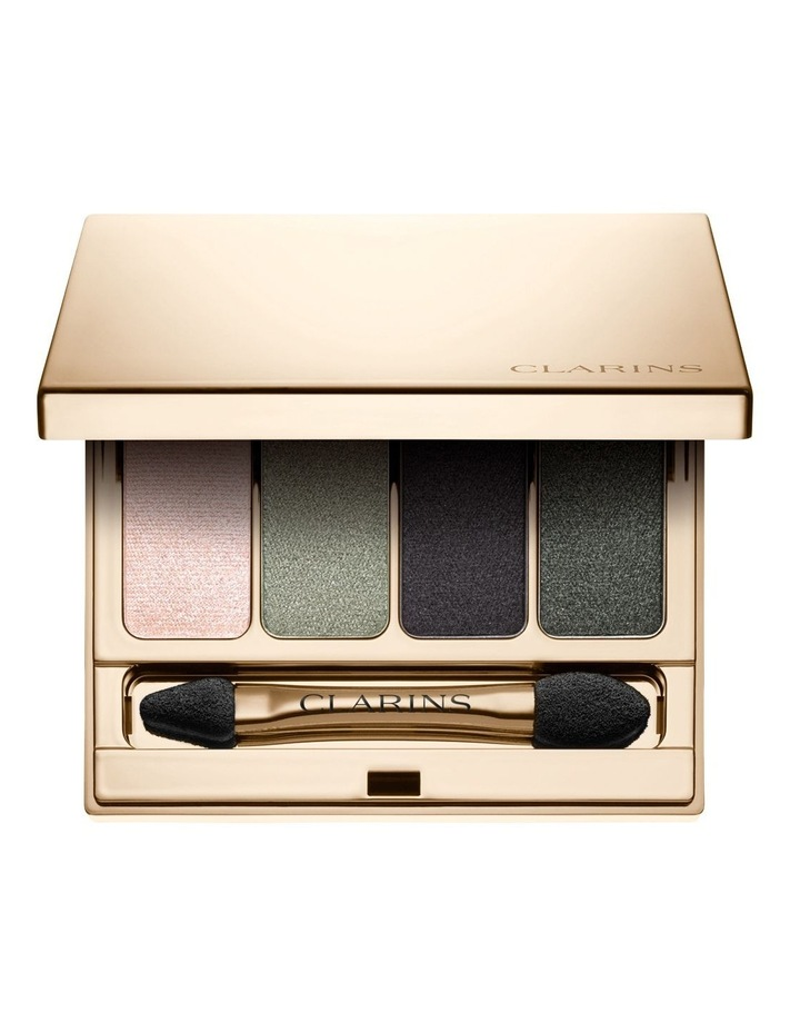 4-Colour Eyeshadow Palette 6.9g - No.06 Forest image 1