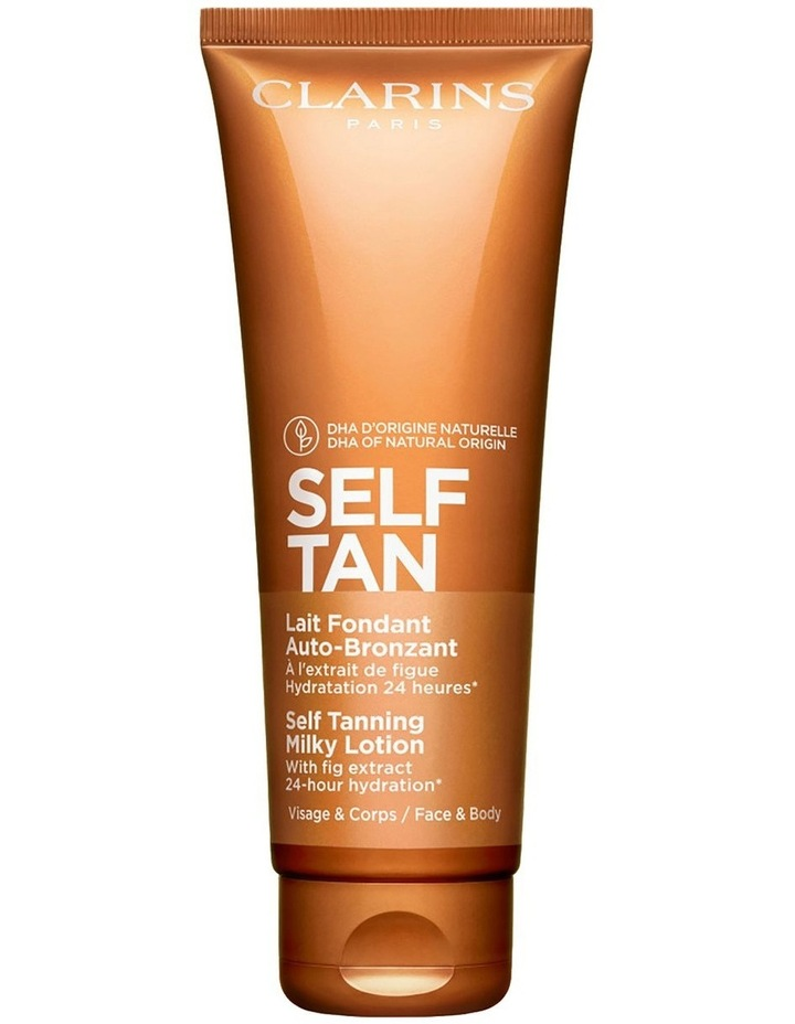 Self-Tanning Milky Lotion 125ml image 1