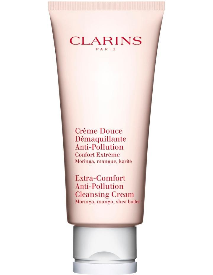 Clarins Extra-Comfort Anti-Pollution Cleansing Cream 200ml image 1