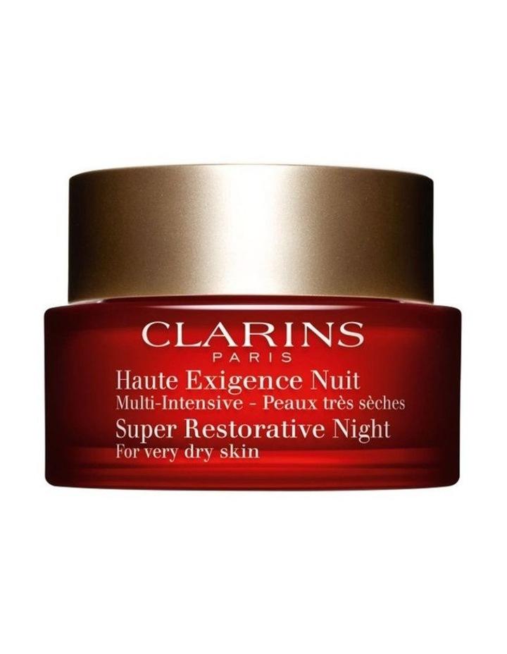 Super Restorative Night Cream - Very Dry Skin 50ml image 1