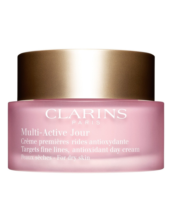 Multi-Active Day Cream - For Dry Skin 50ml image 1