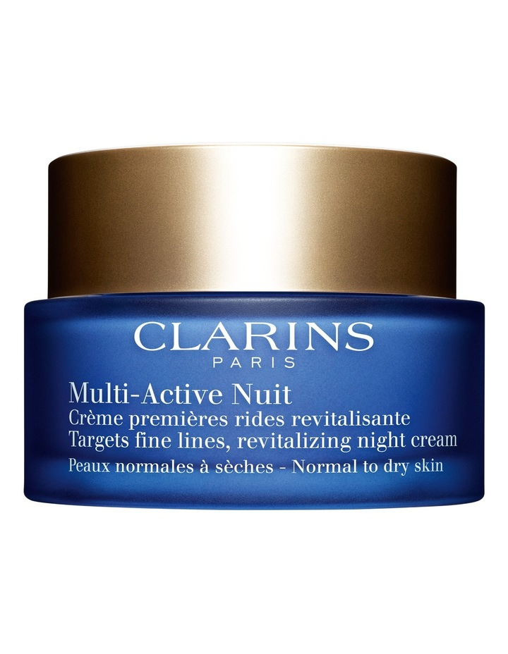 Multi-Active Night Cream - Normal to Dry Skin 50ml image 1