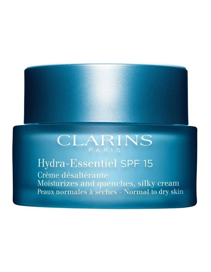 Hydra-Essentiel Silky Cream SPF15 - Normal to Dry Skin image 1