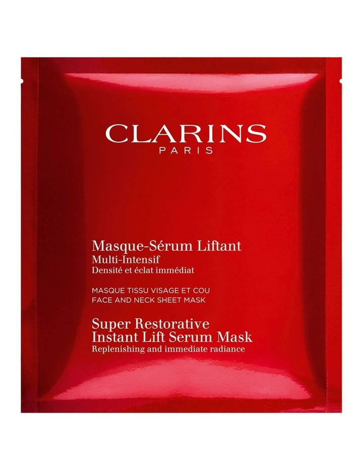 Super Restorative Instant Lift Serum/Mask 5pc image 1