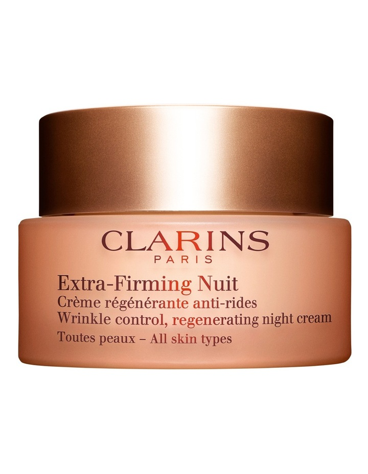Extra-Firming Night Cream - All Skin Types image 1
