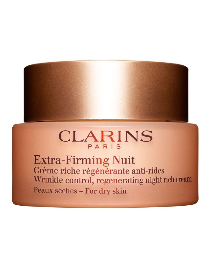 Extra-Firming Night Cream - Special for Dry Skin 50ml image 1