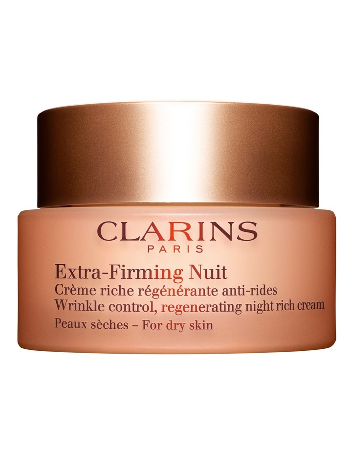 Extra-Firming Night Cream - Special for Dry Skin image 1