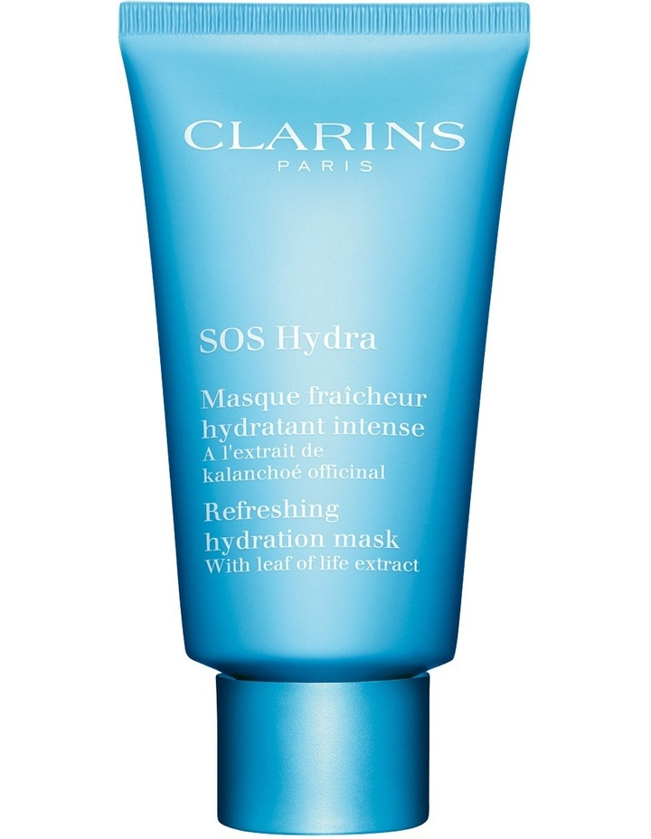 Clarins SOS Mask Hydration - Dehydrated Skin 75ml image 1
