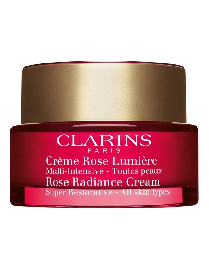 Super Restorative Rose Radiance Cream 50ml image 3
