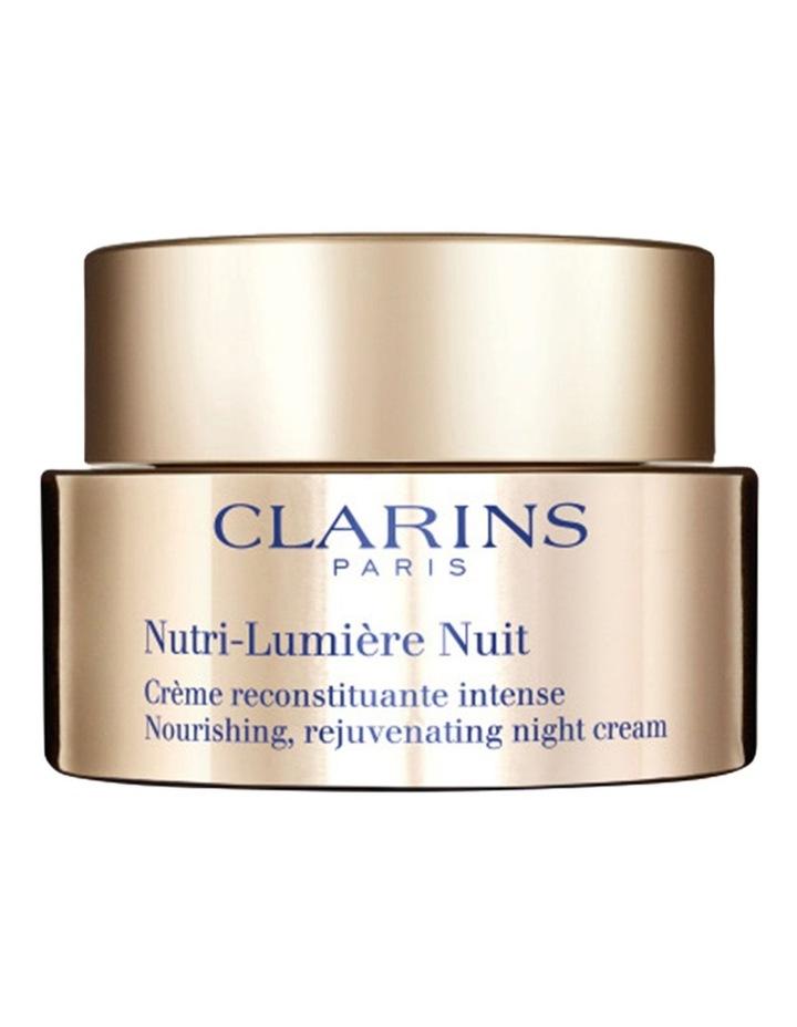 Nutri-Lumiere Night Cream 50ml image 1