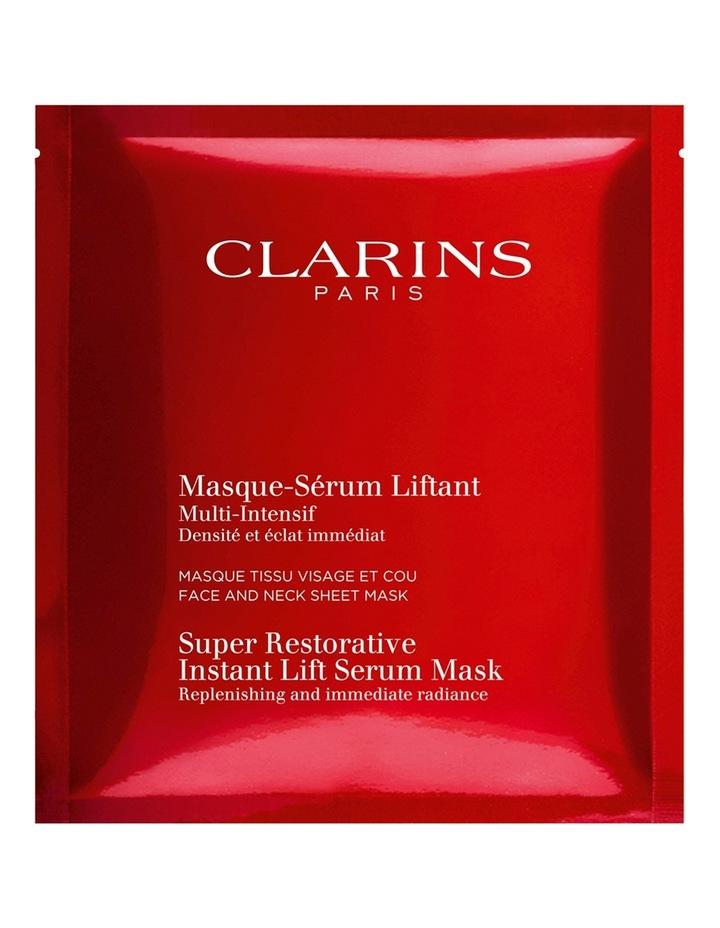 Super Restorative Instant Lift Serum/Mask 5pc image 1
