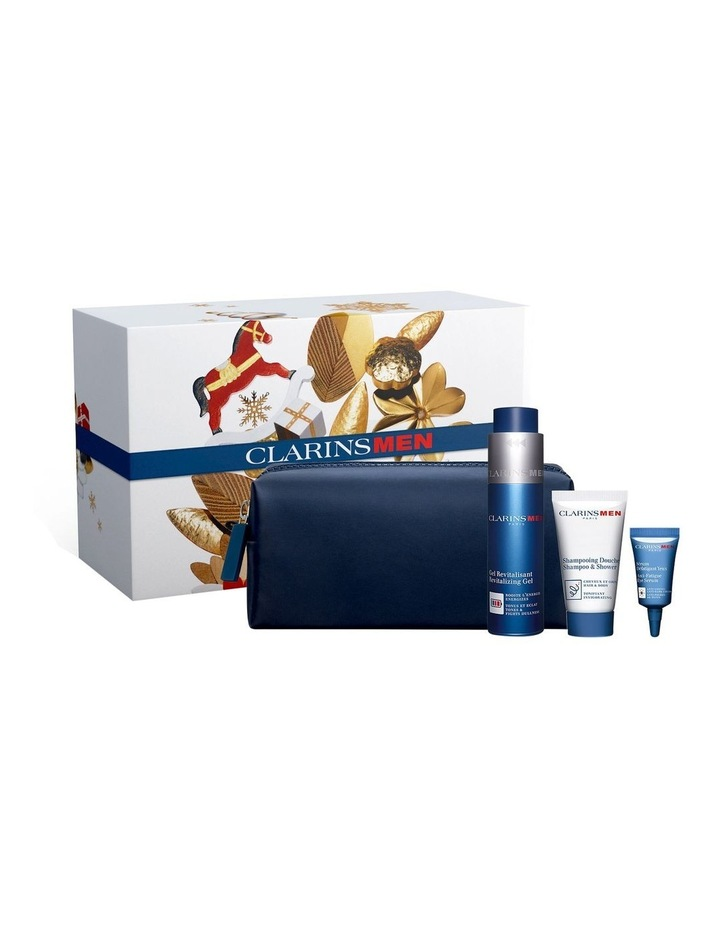 Clarins Men Revitalizing Collection image 1