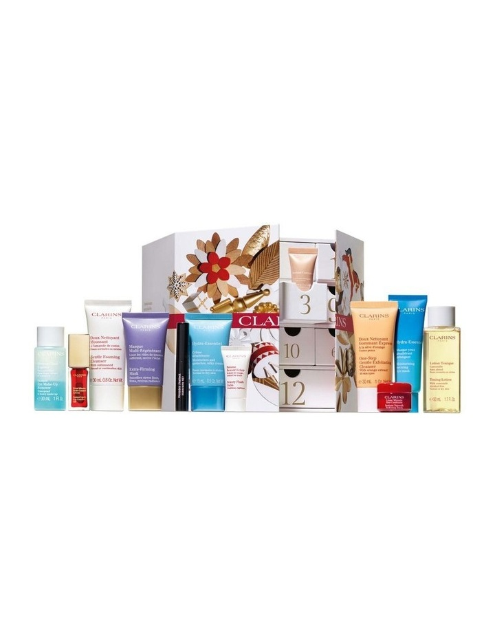 Holiday Advent Calendar 12 Boxes image 1