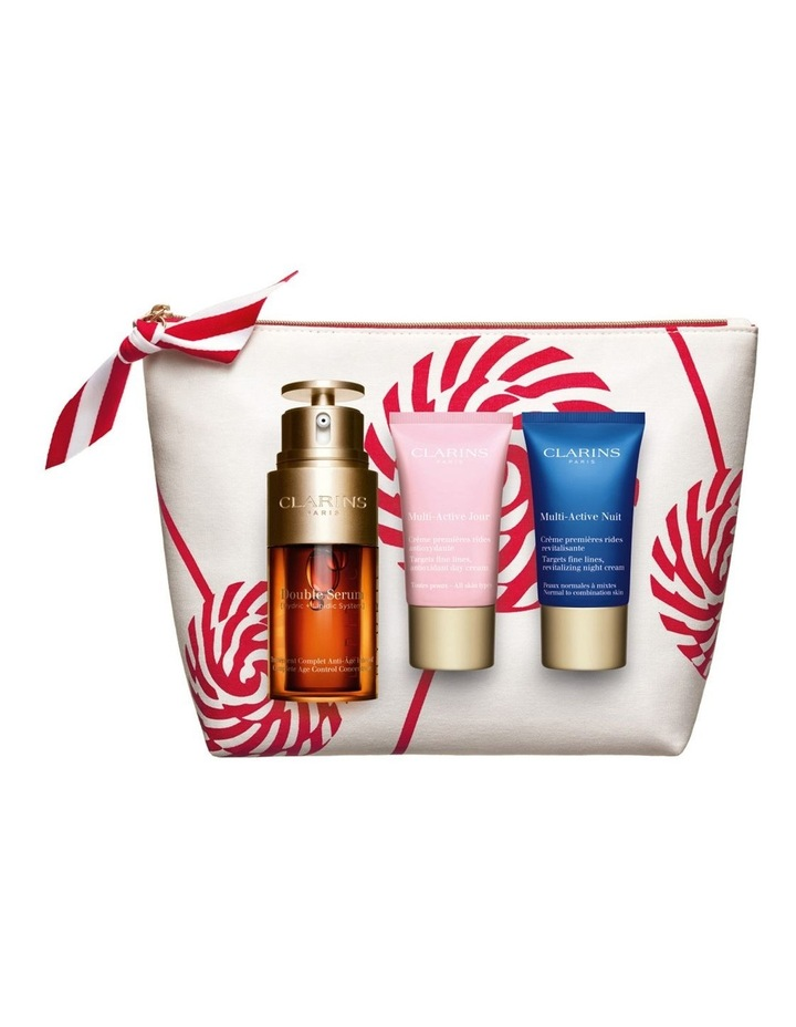 Double Serum & Multi-Active Collection (valued at $143) image 1