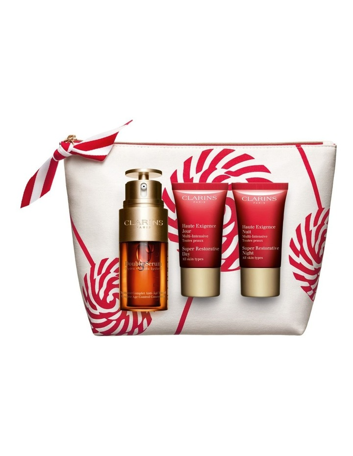 Double Serum & Super Restorative Collection (valued at $188) image 1