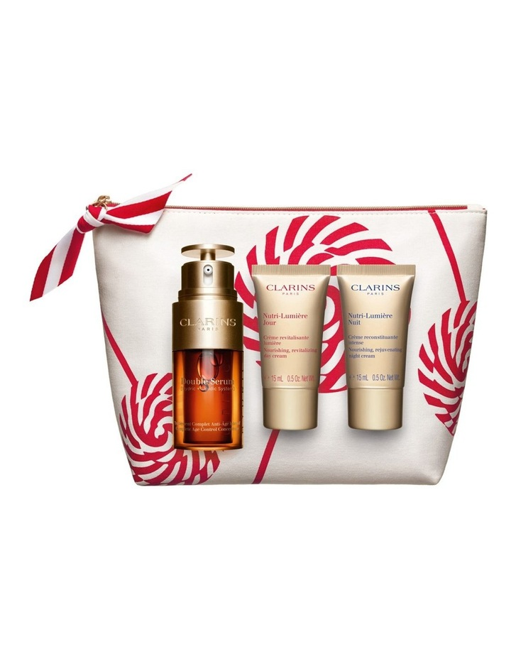 Double Serum & Nutri-Lumire Collection (valued at $203) image 1