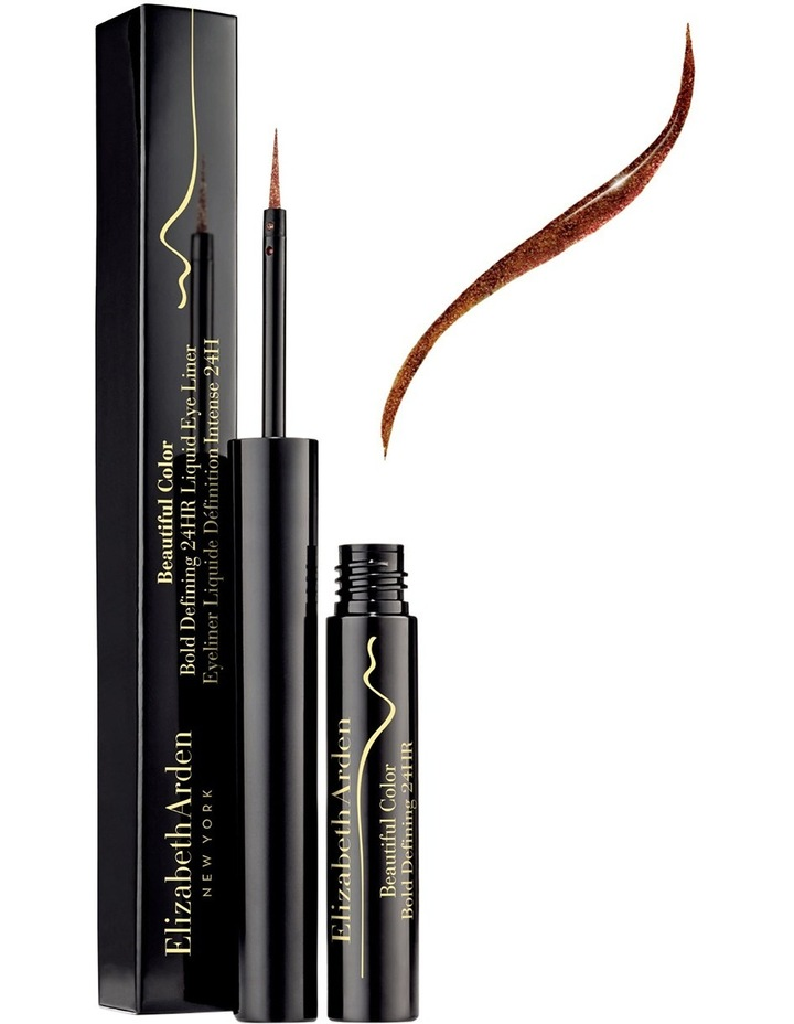 Beautiful Color Bold Defining 24hr Liquid Eye Liner image 1