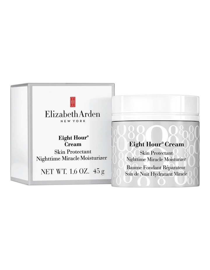 Eight Hour Cream Skin Protectant Nighttime Miracle Moisturizer 50ml image 1