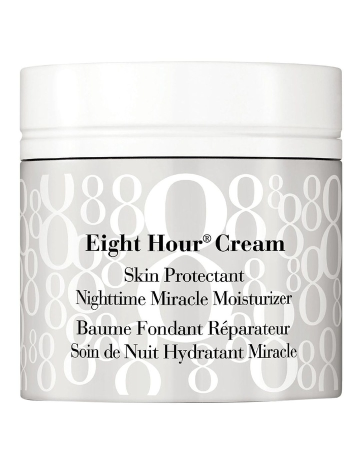 Eight Hour Cream Skin Protectant Nighttime Miracle Moisturizer 50ml image 3