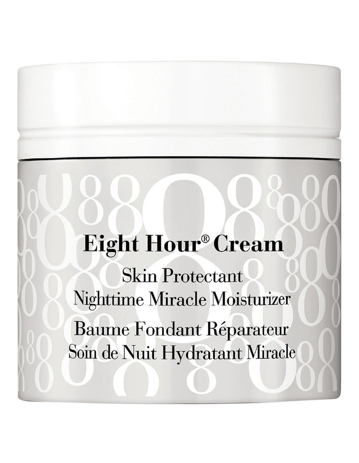 Eight Hour Cream Skin Protectant Nighttime Miracle Moisturizer 50ml image 2
