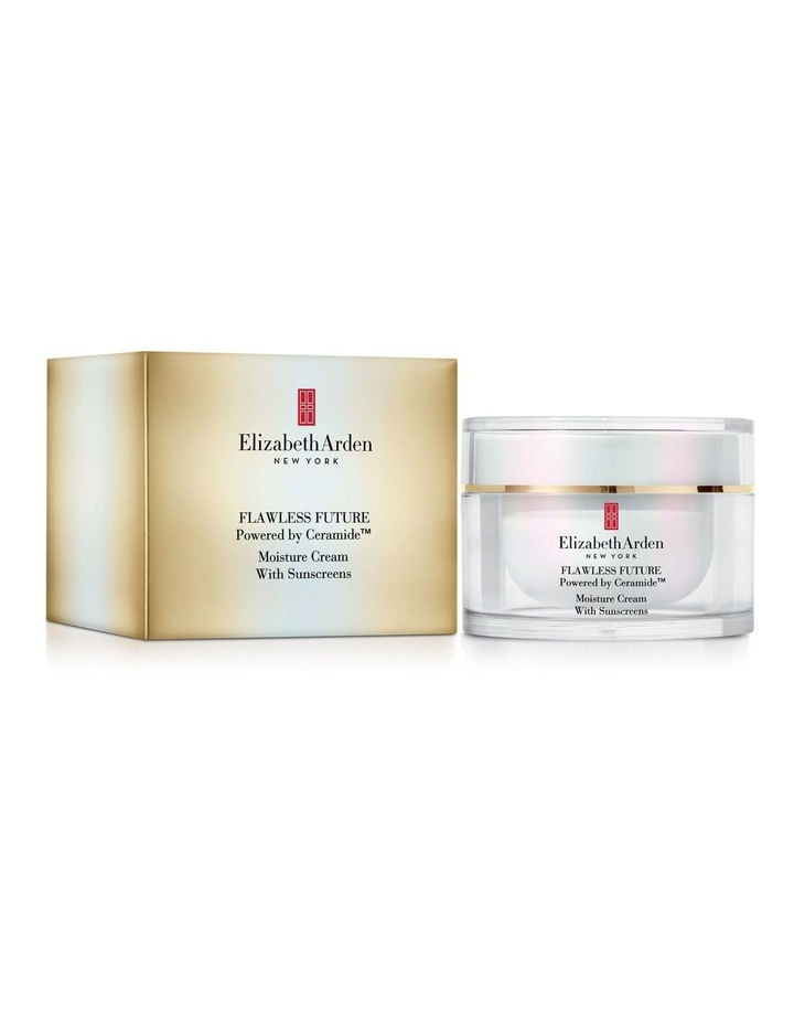 Flawless Future Powered by Ceramide Moisture Cream image 3