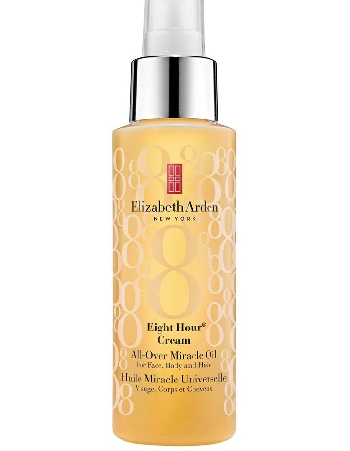Elizabeth Arden Eight Hour Cream All-Over Miracle Oil 100 ml 3.4 oz image 1