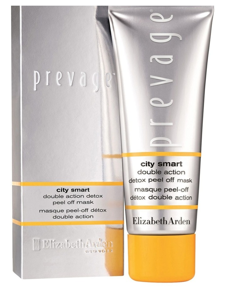 Prevage City Smart Double Action Detox Peel Off Mask image 1