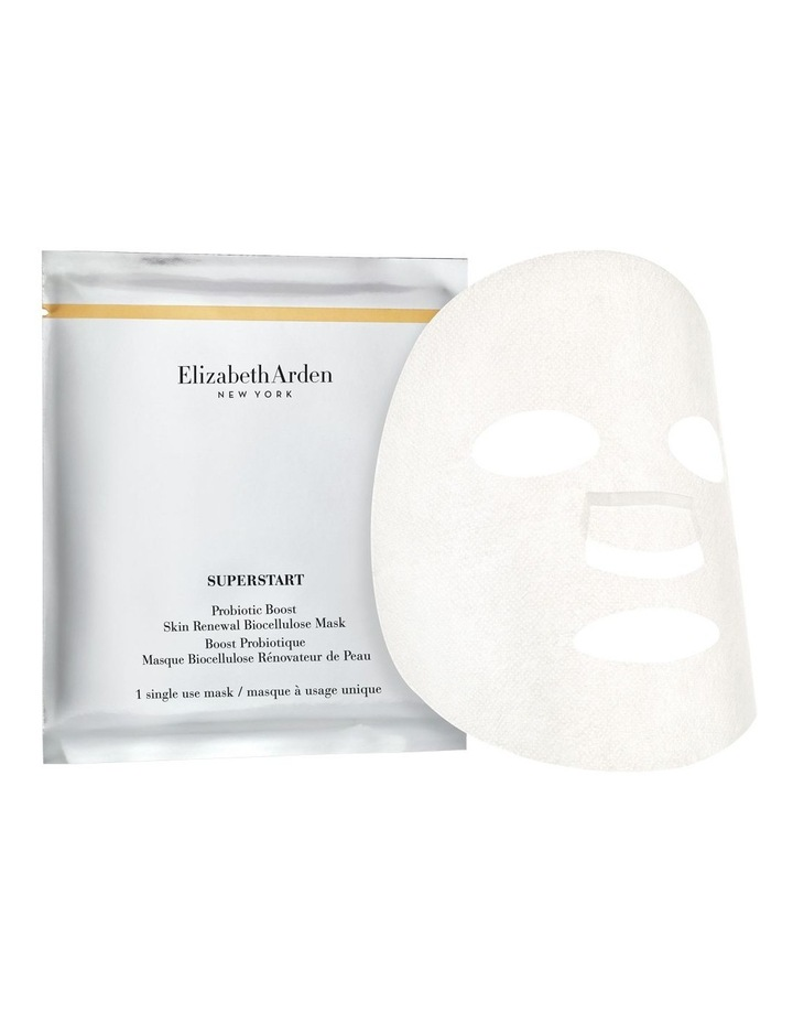 Superstart Probiotic Boost Skin Renewal Biocellulose Mask - 4 Masks image 1