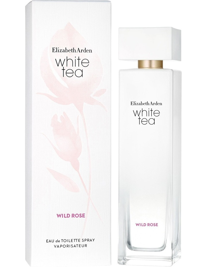 White Tea Wild Rose EDT 3.3OZ/100ml SP image 1