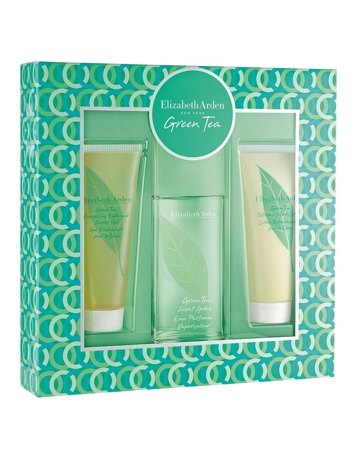 Green Tea 100ml 3pc set image 1