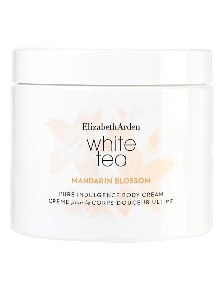 White Tea Mandarin Blossom Body Cream 400g image 1