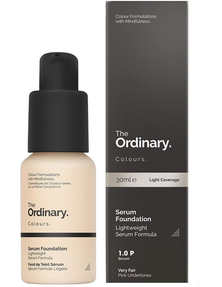 Serum Foundation image 2