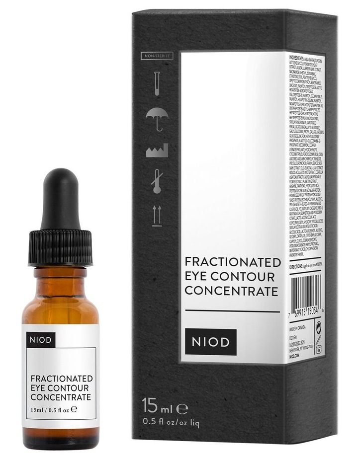 Fractionated Eye Contour Concentrate image 1