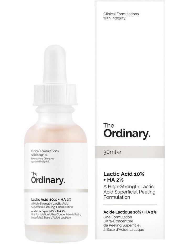 Lactic Acid 10%   HA 2% image 1