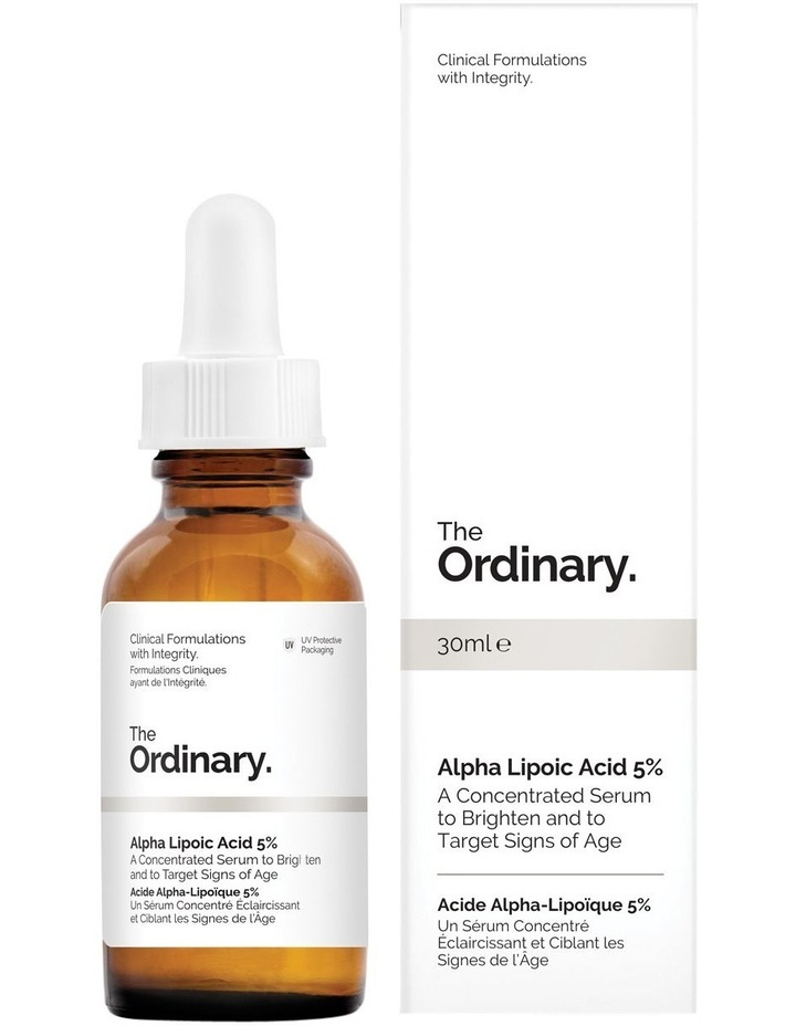 Alpha Lipoic Acid 5 Percents by The Ordinary