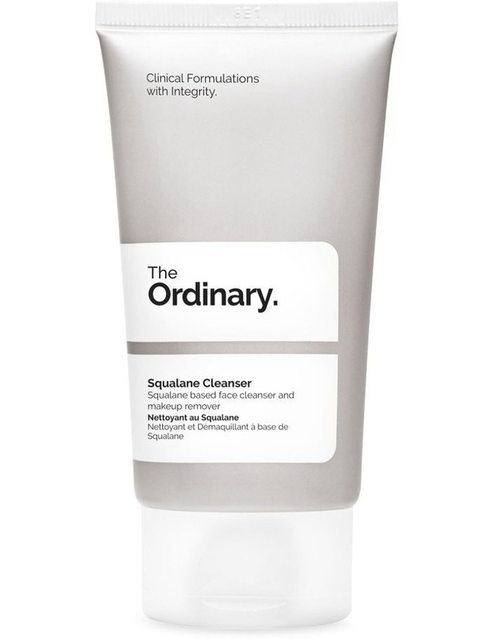 Squalane Cleanser 50ml image 1