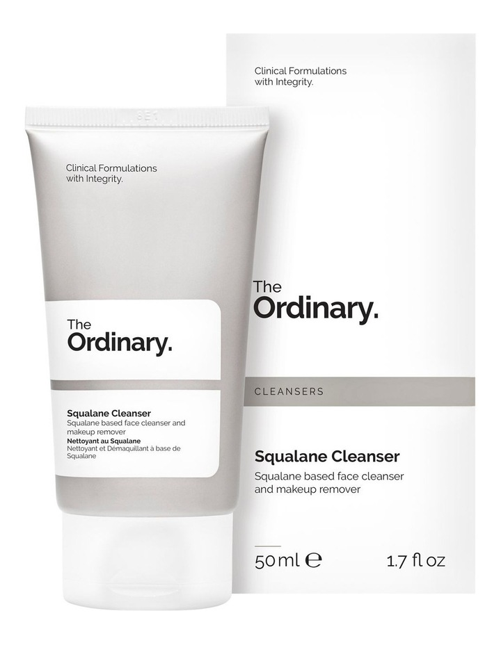 Squalane Cleanser image 2